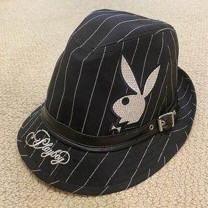 Authentic Playboy Fedora Hat